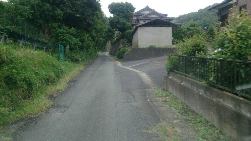 とある営業マンのブログ6月25日(山陽道旧道)