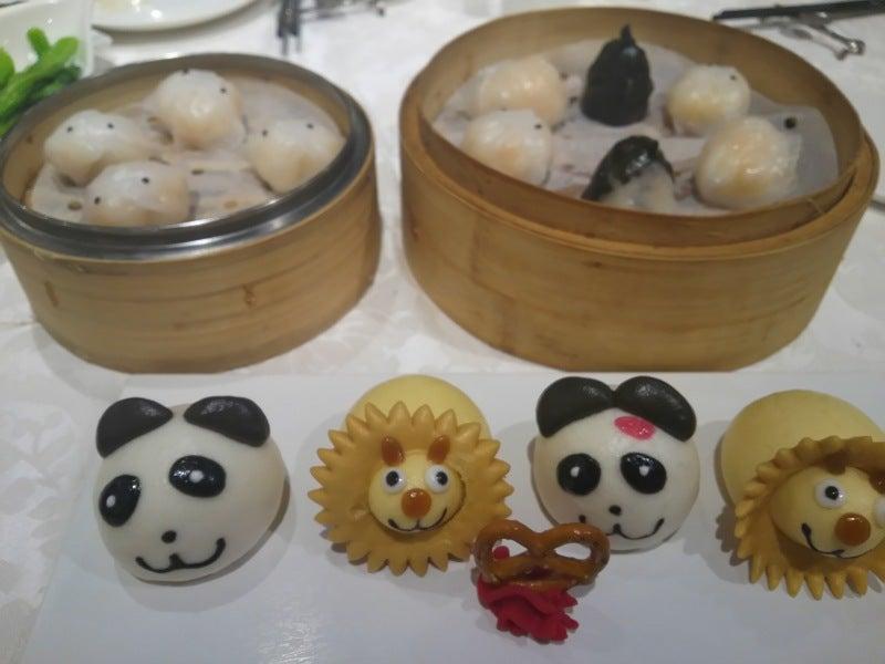 香港動物飲茶