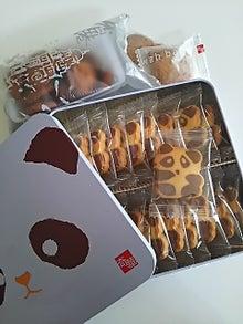 パンダクッキー香港