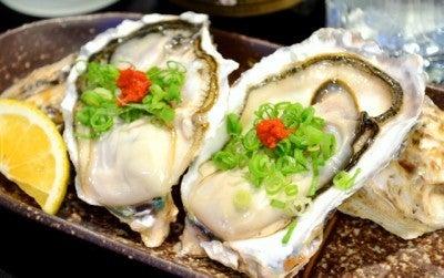 生牡蠣 酢ガキ
