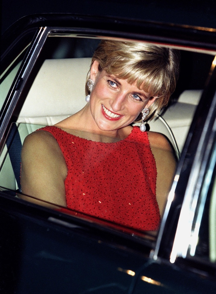 ダイアナ妃 1997年 USA