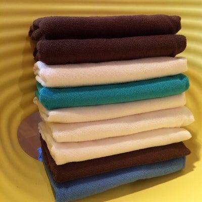 買ってよかった速乾タオル!ダイソーのナイロンファイバーバスタオルの記事に添付されている画像