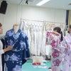 和服の美しさを学ぶ授業の画像