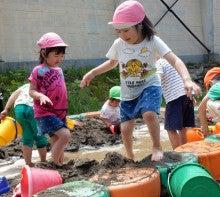 色水遊び・泥遊び