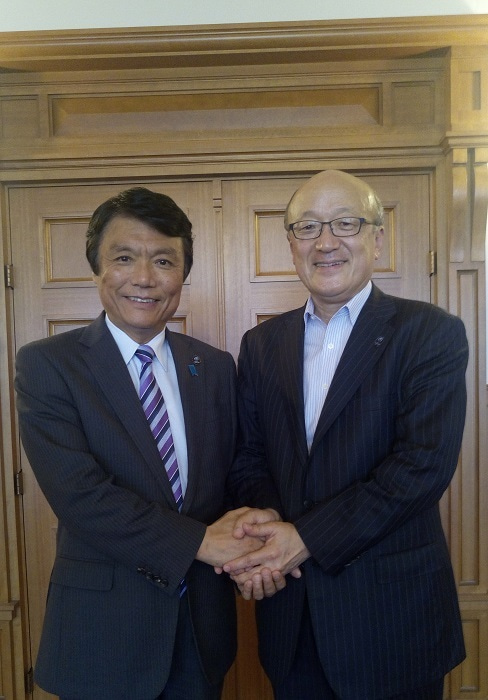 福岡県 小川知事