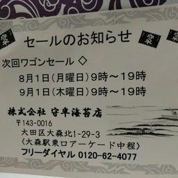 画像 守半海苔店のこだわりの焼き海苔(佐賀県有明産)を求め、大森へ♫ の記事より 4つ目