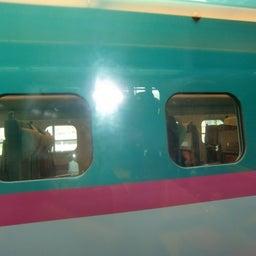 画像 新幹線の色 の記事より