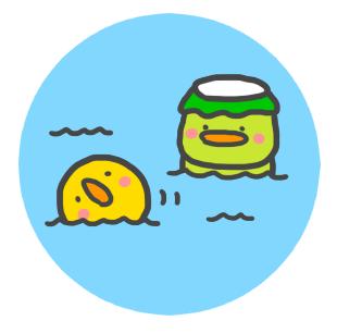 水遊び 水難事故注意 イラスト 画像 フリー 無料 ビヨビヨ イラスト工房