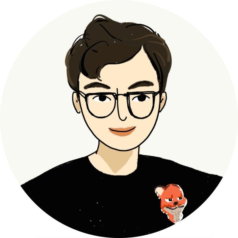 韓国風 絵 似顔絵 デザイン オシャレ インスタグラム イラスト