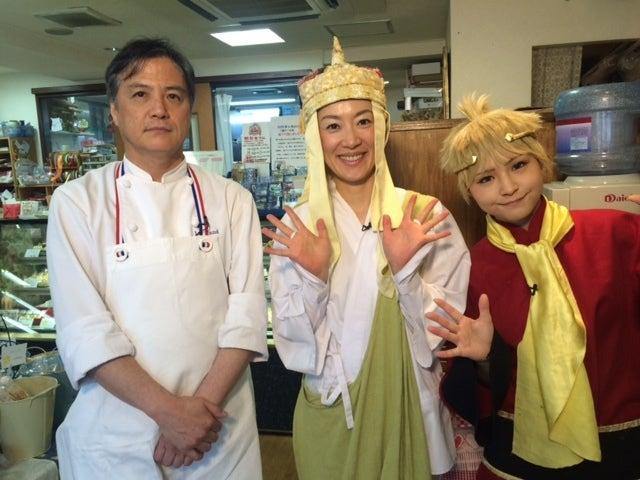 市川食遊記 #119 パティスリー&カフェ ル・グラン   末広響子 ...