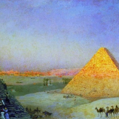 クフ王ピラミッド建設プロジェクトの偉大さの記事に添付されている画像