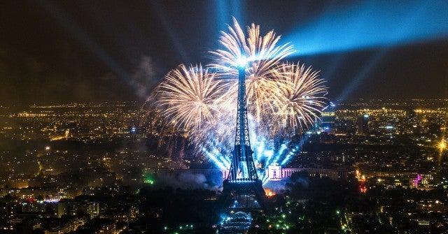 O'BON PARIS BLOG7月14日はフランス革命記念日 パリ祭