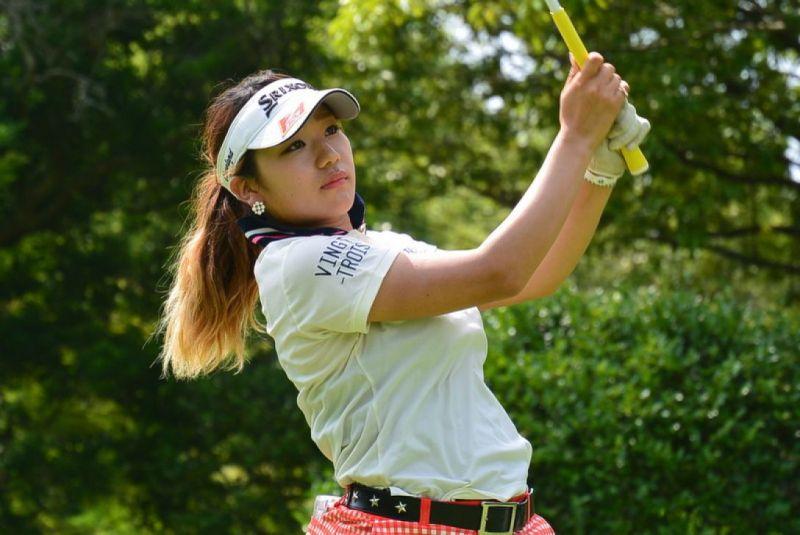ユピテル・静岡新聞SBSレディース2日目観戦②&ECC   趣味とゴルフ ...