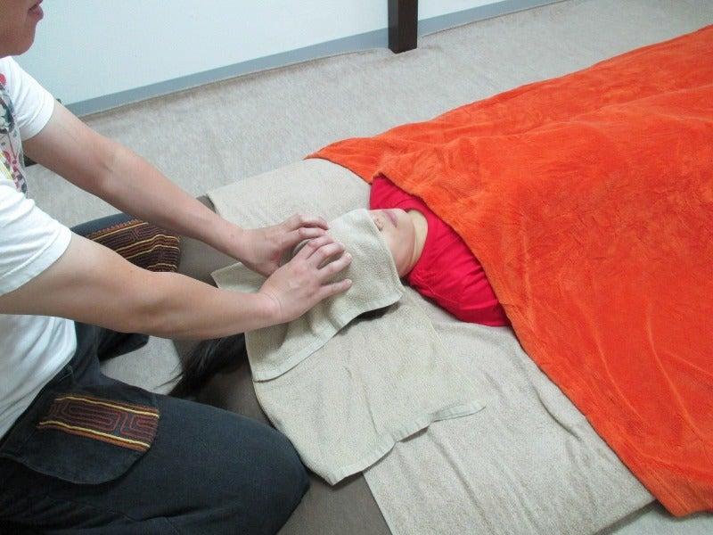 アイヘッドセラピー☆目の疲れや頭痛/寝不足 2