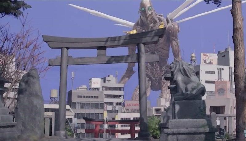 巨 神 兵 東京 に あらわ る 映画