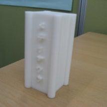 3Dプリンターお試し…