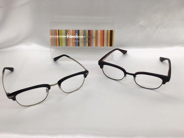 メガネ集合