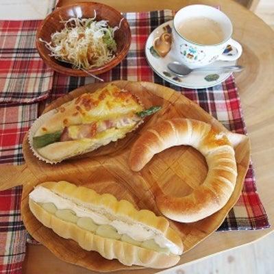 《ブーランジェリー・アンプ》 大垣市大井 ほっこりパン屋さんでお得なモーニングの記事に添付されている画像