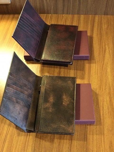 JOHN LOBB WALLET 在庫状況  ジョンロブ財布在庫状況   福岡久留米イタリア直輸入メンズセレクトショップim