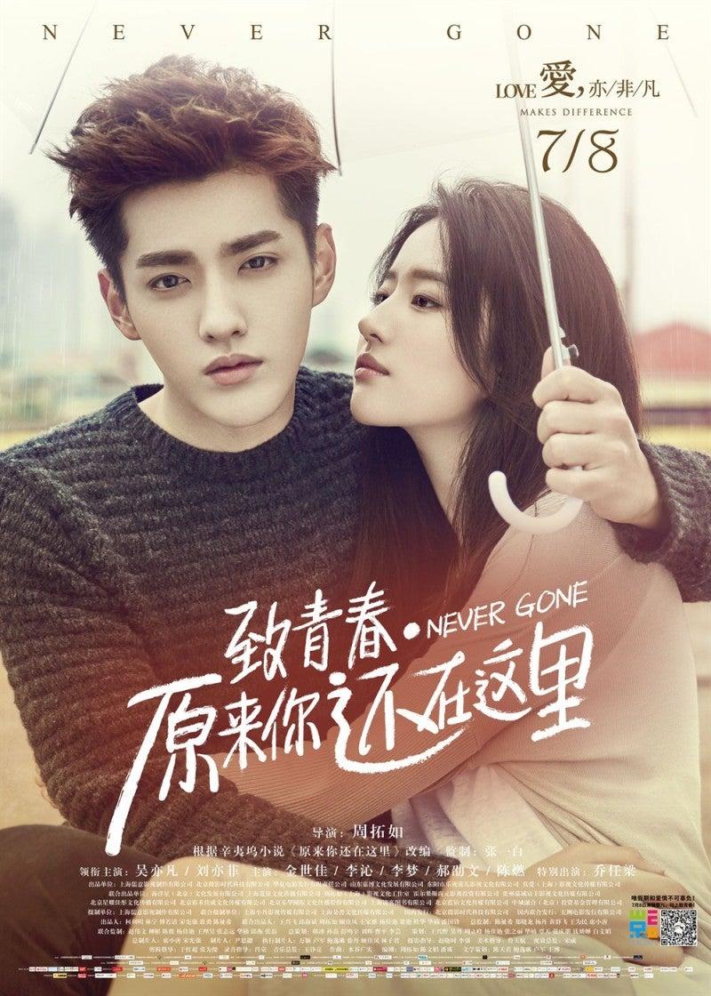 『致青春·原来你还在这里』Never Gone(中国映画)