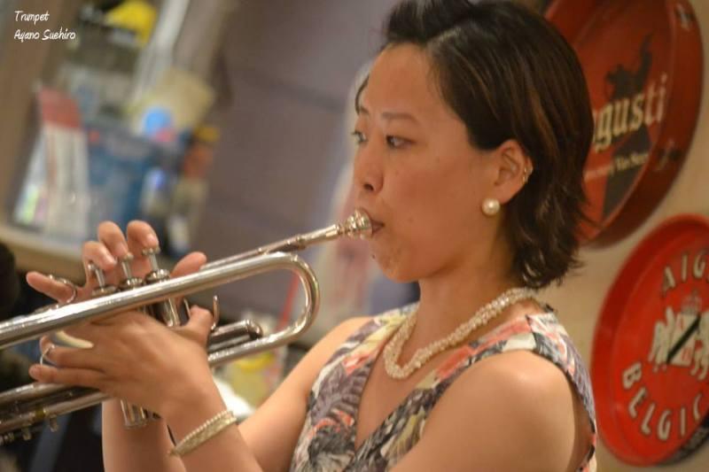 ○○○でトランペットを演奏しました。 | トランペット奏者、末廣亜耶 ...