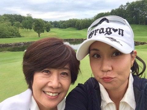 塩谷育代オフィシャルブログ「輝くゴルフ」Powered by Ameba