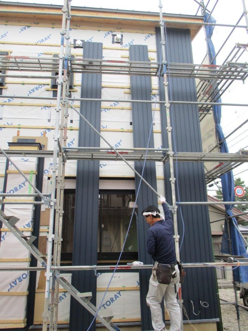 定期点検外壁ガルバリウム鋼板 Soramado Nagoya Higashiのブログ