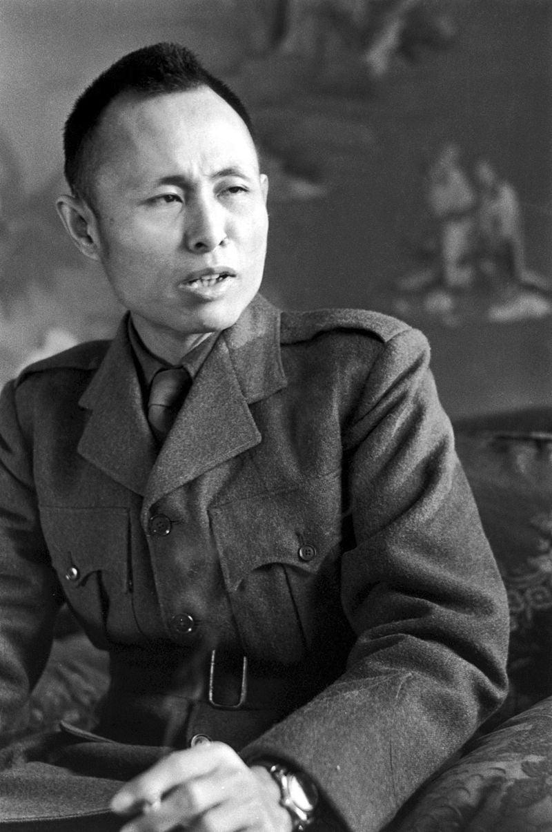 ビルマ建国の父 アウンサン 戦車兵のブログ
