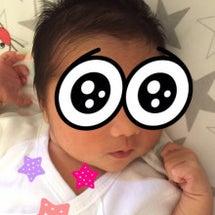 赤ちゃんの髪がフサフ…