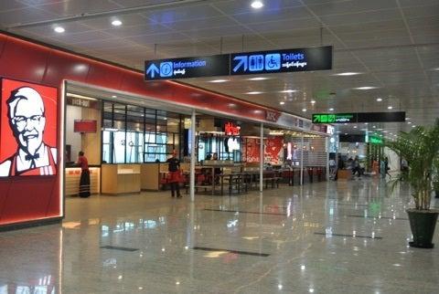ヤンゴン国際空港新ターミナル |...