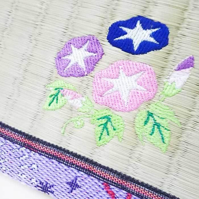 刺繍,畳,japan,embroidery,tatami