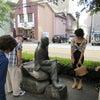 平成28年6月 「思いやりカフェ」 みんなで外に出よう 材木町を探検!の画像