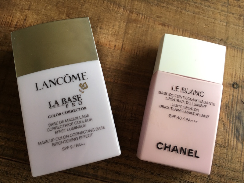 シャネル オーキデ シャネル「ル ブラン ラ バーズ」色選びのポイントや使い方 テカらない・美肌叶える下地