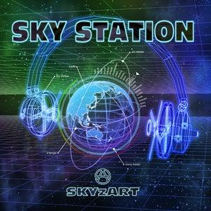 1st アルバム「SKY STATION」遂に発売!!の画像