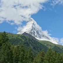 スイスに行ってました…
