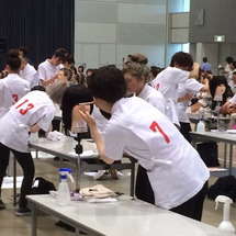 福島県美容競技会