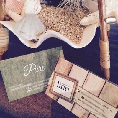 【二つ折りカード作成】ヘアサロンご予約カード・美容サロン名刺・スタンプカード作成の記事に添付されている画像