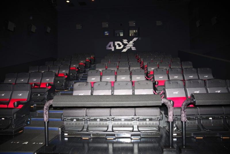 「イオンシネマ名取」23日から4DXシアターオープン | Cinema de Blog ...