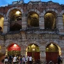 ヴェローナ 夏の野外オペラの記事に添付されている画像