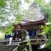 英彦山・豊前坊の高住神社でいただく御神水の画像