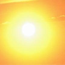 ハワイの太陽