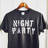 <NEW> MID NIGHT Tee!!の画像