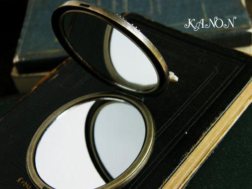 天使,魔法の鏡