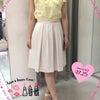 リボンがキュートで涼しいブラウス♡西武岡崎店の画像