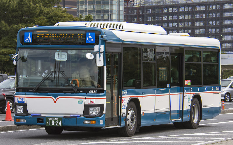 京成バス 新都心営業所・習志野...