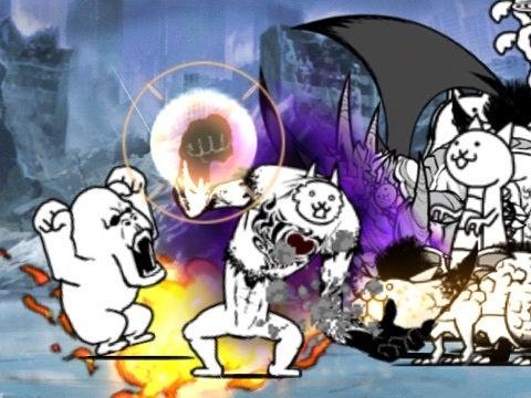 攻略 の にゃんこ 巨神 戦争 大 狂乱 にゃんこ大戦争 狂乱の巨神