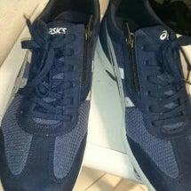 靴購入(ファスナー式…