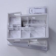 戸建住宅模型