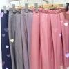 再値下げ!とろみ素材スカート☆横浜店の画像