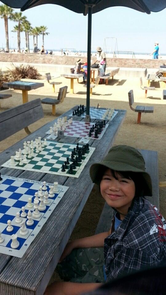 チェスパーク サンタモニカ | 砂...